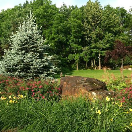 Landscaping landscape design notchwood landscape for Landscape design sussex