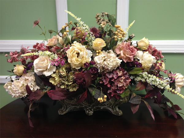 Silk flowers bergen county nj silk floral arrangements rockland we are updating our customer silk floral arrangement come back soon mightylinksfo