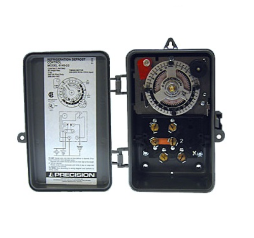 precision_productspmc25 defrost timer with nema iii enclosure  at soozxer.org