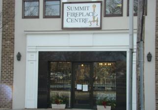 Fireplace Screens | Custom Mantels | The Summit Fireplace Centre ...