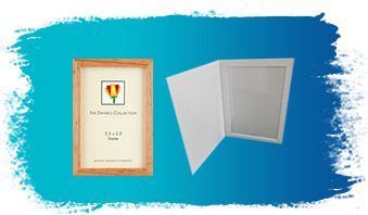 Frames and Cards