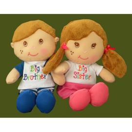 Personalized baby gifts gifts for kids my mommy made it big brother big sister negle Choice Image