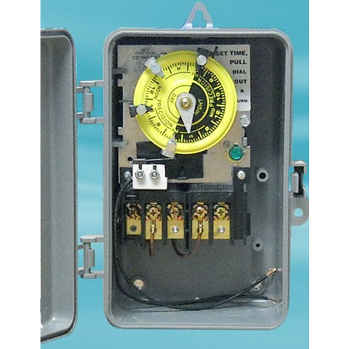 Swimming Pool Timers - Swimming Pool Time Switch - Rated 40 ...