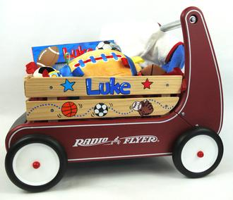 Paint Colors For A Radio Flyer Wagon