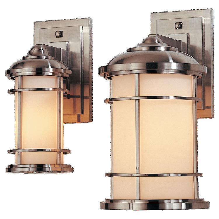 Outdoor lighting outdoor home lighting fixtures for Residential outdoor lighting