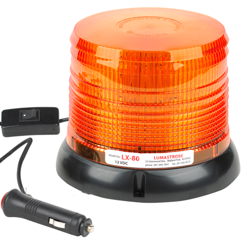 Rural Carrier Warning Light