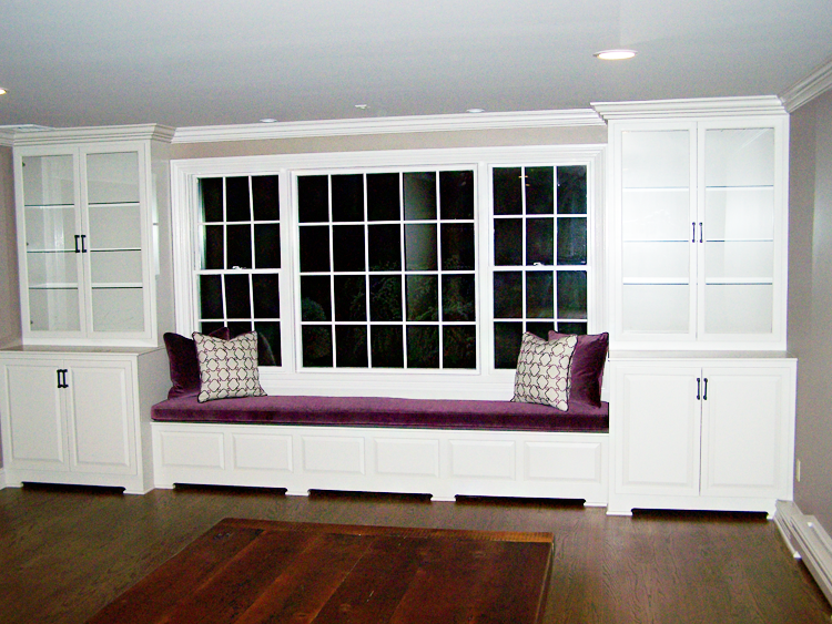 Custom Cabinets Bergen County - Built-in Cabinetry Northern, New ...