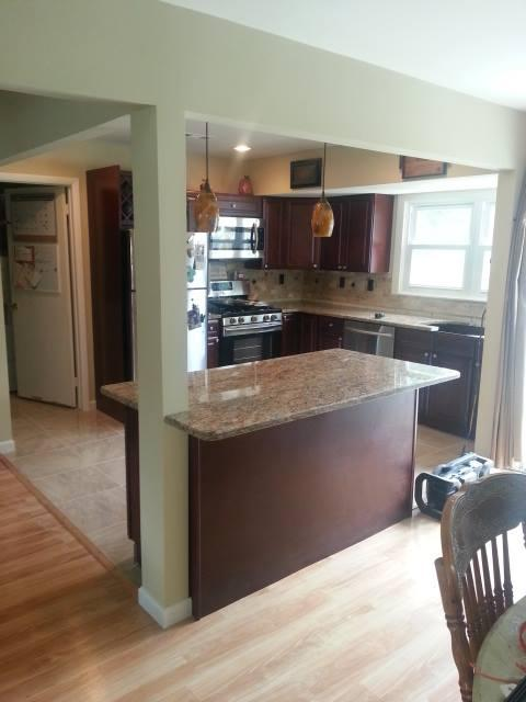Kitchen Remodeling Renovation Tone Construction Of New Jersey