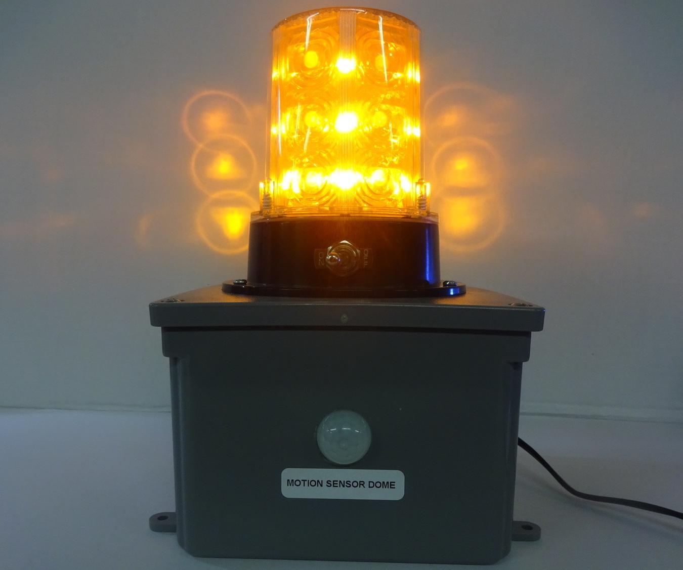 Collision Warning Light