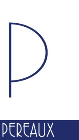 Pereaux Interior Design Logo