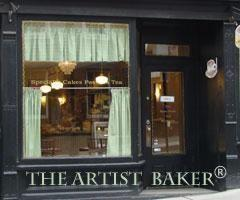 The Artist Baker -Logo