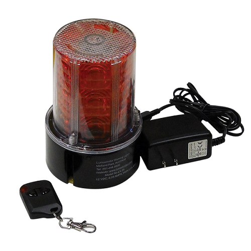 Remote Controlled Led Warning Beacon