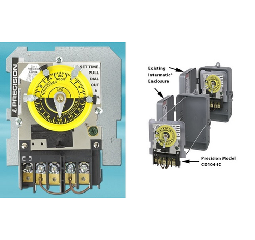 Precision Direct Timer Replacement Series