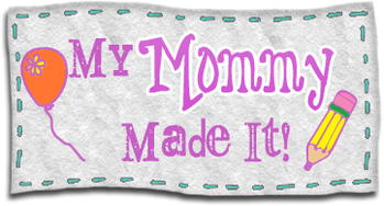 My Mommy Made It!-Logo