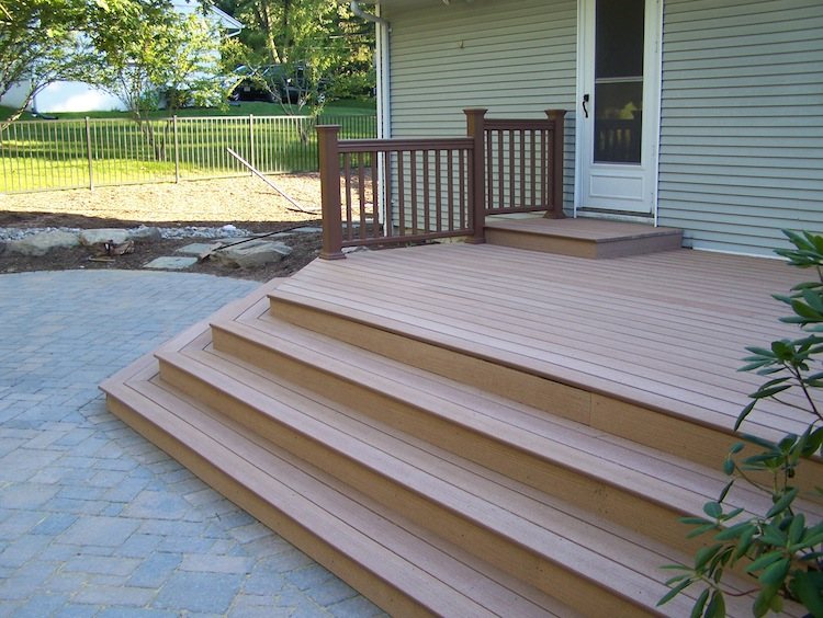 Deck Restoration Bergen County Nj Composite Decks Wood