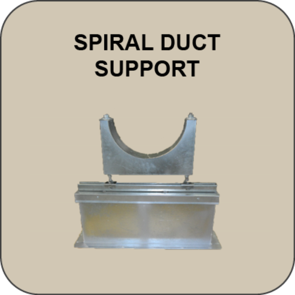 Duct Support Rail