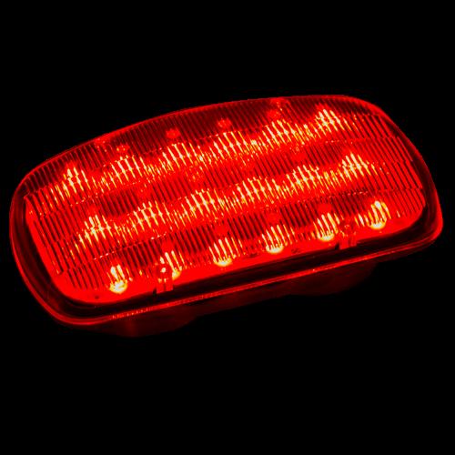 Led Warning Beacon With Plain Base Lx 18 P