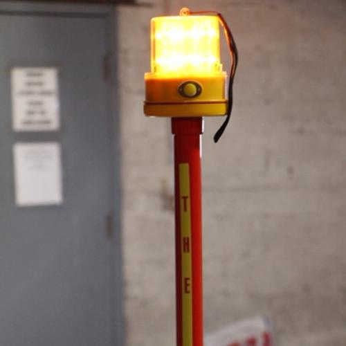 Pole Mounted Led Safety Beacon
