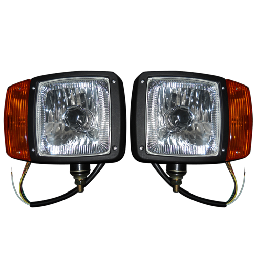 Snow Plow Headlights Special Price