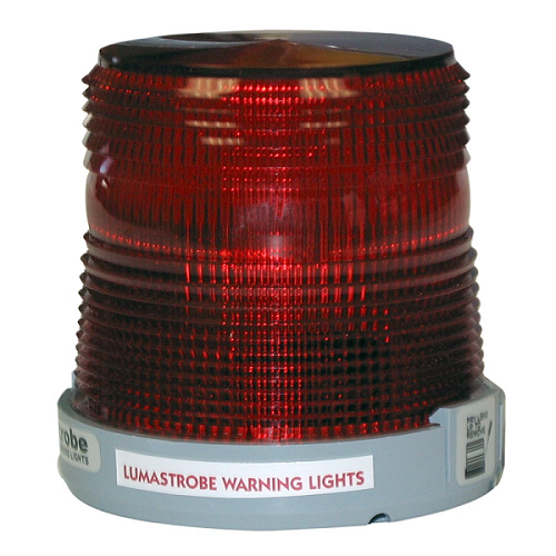 Six 120 volt Red Indicator Light with High Temp Leads