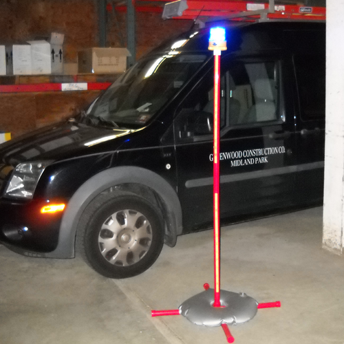 Pole Mounted Led Safety Beacon